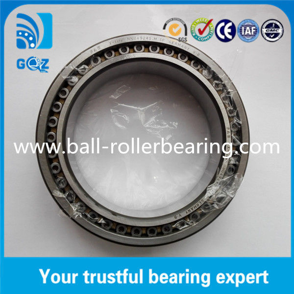 Full Complement Cylindrical Roller Bearings NNU4924 ISO9001 Certification