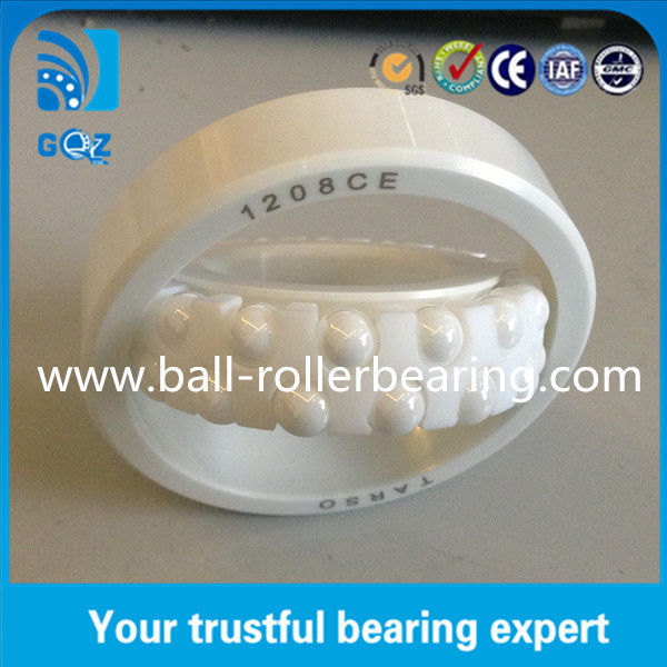 Double Row 1209 Ceramic Ball Bearings Industrial Standard Packing
