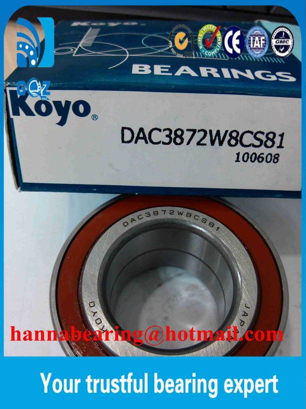 DAC28610042 Wheel Hub Automotive Bearing 0.56KG Mass 28x61x42 mm