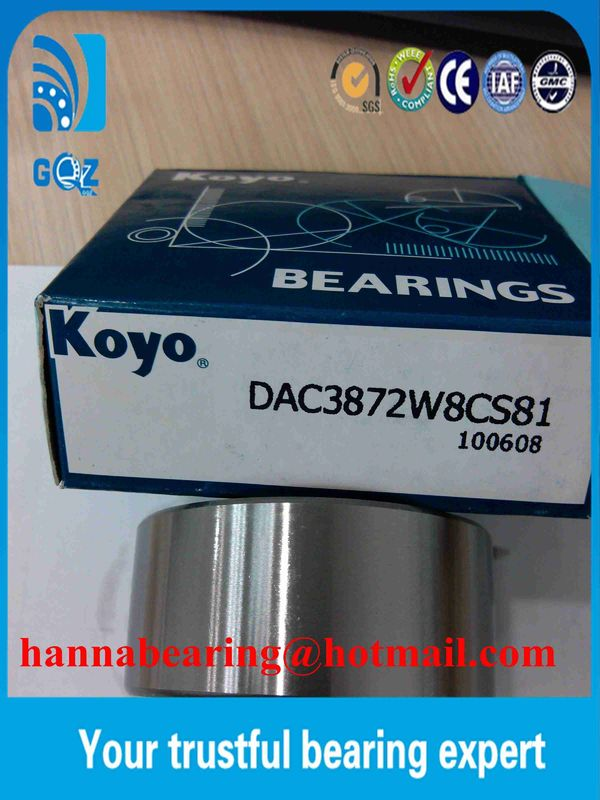 Automotive Wheel Hub Bearing DAC28580042 DAC285842 28x58x42mm