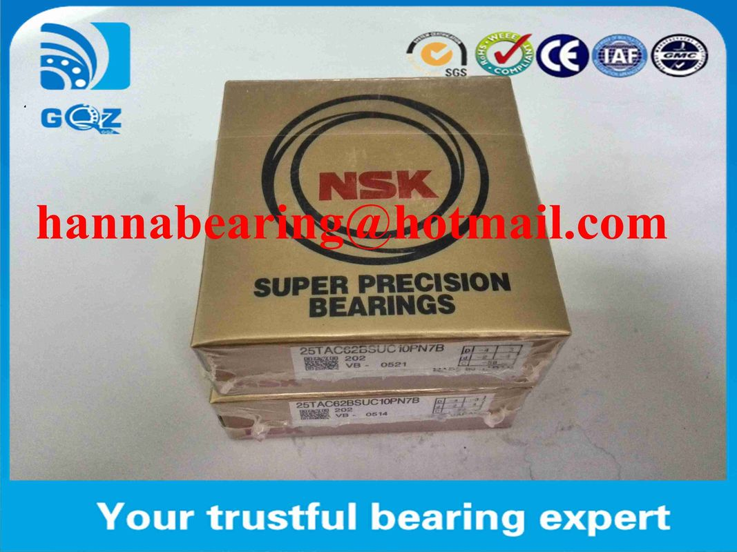 Ball Screw Bearing 15TAC47BSUC10PN7B  Angular Contact Ball Bearing 15x47x15mm