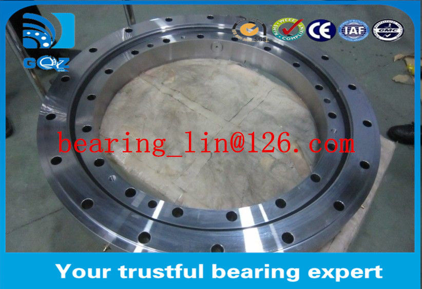 VU140325 ball bearing slewing ring Four Point Contact  270x380x35 mm