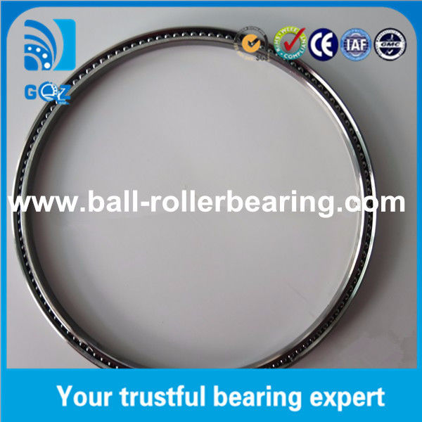 KA035CP0 Bearing 88.9x104.775x7.938 mm Real-Slim Sealed Bearing Thin Section Bearing For Robot