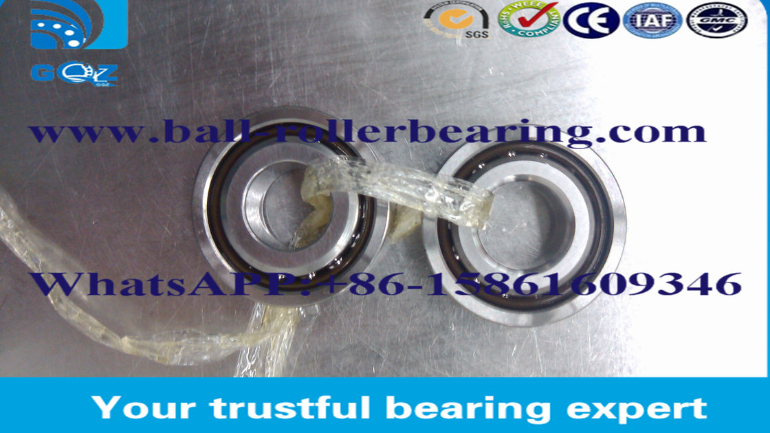 Size 75*190*45 Angular Contact Ball Bearing 7415 BCBM P0 P6 P5 P4 P2