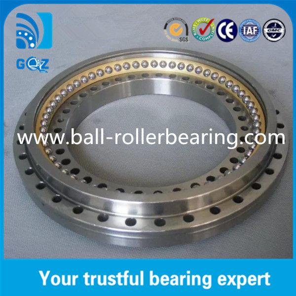 4300 Limiting Speed INA Rotary Table Slewing Bearing Zkldf120 60 Contact Angle
