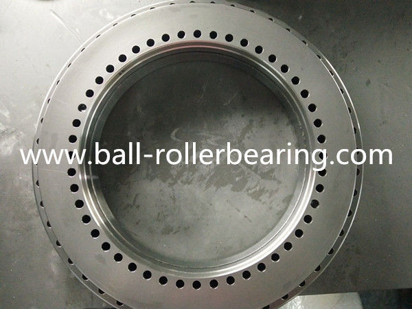 Axial / Radial Double Direction Rotary Table Slewing Ring Bearing YRT200 Screw Mounting