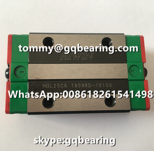 HIWIN HGL25CA HGL25CAZAC Square type Linear Sliding Bearing with Competitive Price