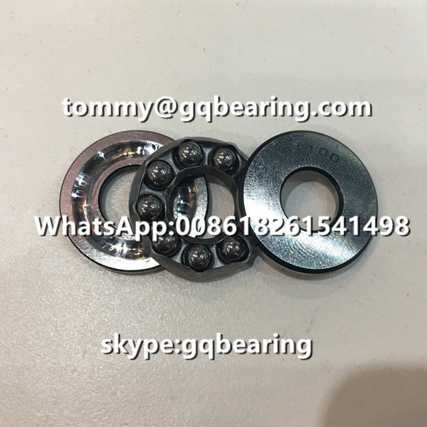 Crane Hook Using 51100 Steel Cage High Speed Rotating Thrust Ball Bearing
