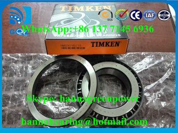 Roulements à rouleaux coniques simples de rangée de pouce HM926749/HM926710 127.792x228.6x53.975mm