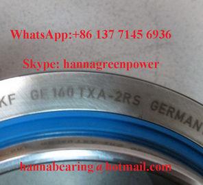 Incidence simple sphérique 140x210x90mm exempt d'entretien de tissu de l'acier de GE 140 TXA-2LS/PTFE